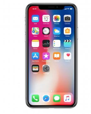 Iphone Apple - IPhone 8 Plus Face ID Smartphone Front-facing Camera Apple A11 PNG