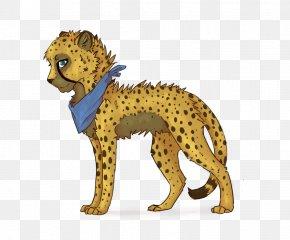 Cheetah - Cheetah Leopard Lion Cat Terrestrial Animal PNG