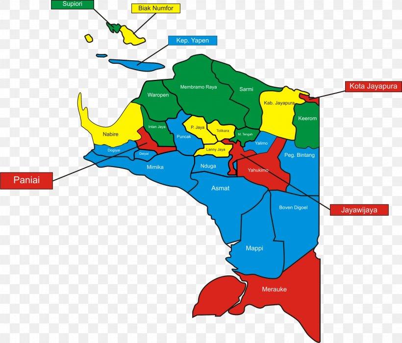 Jayapura Regency Wamena Map Provinces Of Indonesia Png 3166x2704px Jayapura Area Diagram East Fictional Character Download