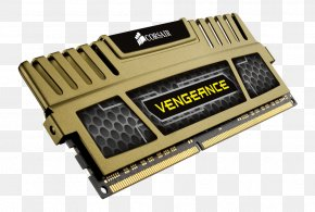 Corsair - DDR3 SDRAM Corsair Components DIMM Multi-channel Memory Architecture Memory Module PNG