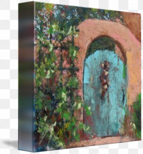 Painting - Painting Gallery Wrap Canvas Art Printmaking PNG