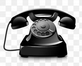 Telephone Transparent - Telephone Icon PNG