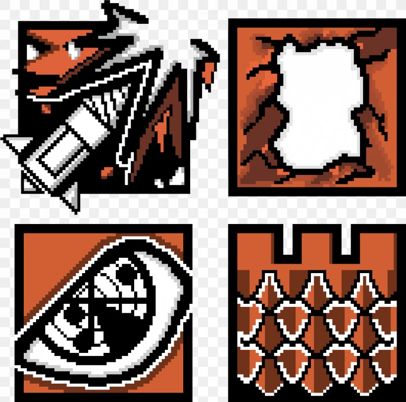 Tom Clancys Rainbow Six Siege Pixel Art Minecraft Tom