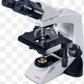 Microscope - Optical Microscope Phase Contrast Microscopy Objective Optics PNG
