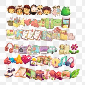 Lot Of - Toy Infant Font Product PNG