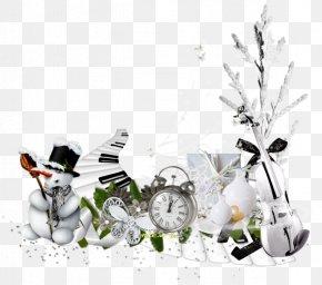 Christmas - Christmas New Year Santa Claus Wish Clip Art PNG