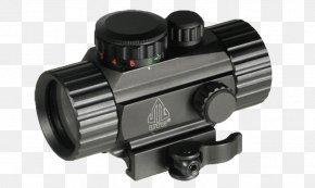 Scope - Red Dot Sight Reflector Sight Picatinny Rail Iron Sights PNG