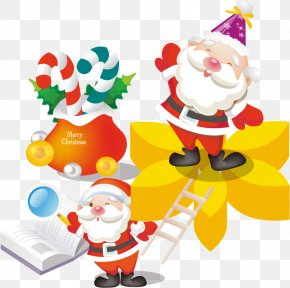 Christmas Gift Santa Claus Christmas - Santa Claus Christmas Gift Christmas Gift PNG