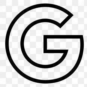 Line Art Trademark - Google Logo Background PNG