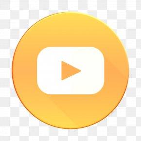 Logo Symbol - Social Media Icons Background PNG
