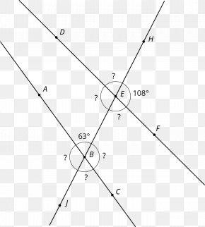 Angle - Internal Angle Triangle Line Parallel PNG