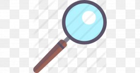 Magnifying Glass - Magnifying Glass Product Design PNG