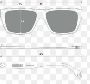 Glasses - Sunglasses Goggles Product Design PNG