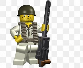United States - Second World War LEGO United States Soldier BrickArms PNG