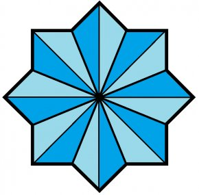 Angle - Octagram Geometry Star Polygon Octagon PNG