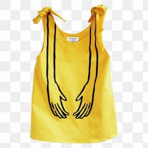 T-shirt - Sleeveless Shirt T-shirt Blouse Clothing Top PNG