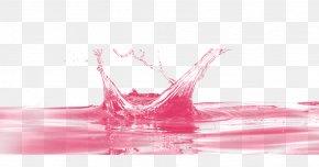 Cartoon Water Waves Material - Water Wave Toner PNG