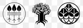 Tree - Tree Logo Root Branch PNG