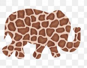 Giraffe Pattern - Giraffe Leopard Desktop Wallpaper Wallpaper PNG