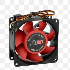 Fan - Computer System Cooling Parts Ali Estreme Fan Detroit Red Wings PNG