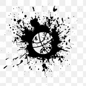 Basketball Free Buckle Elements - Ghost Icon PNG