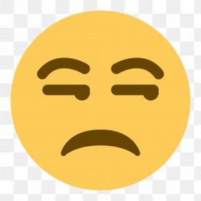 Sad Emoji - Face With Tears Of Joy Emoji Sticker Emoticon Text Messaging PNG