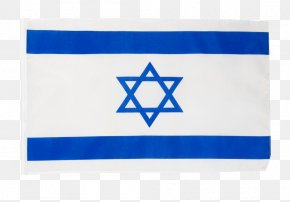 Flag - Flag Of Israel Flag Of Israel Paper Sticker PNG