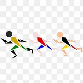 Egore - Relay Race Racing Track And Field Athletics Ratio Clip Art PNG
