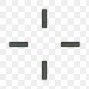 Crosshair - Angle PNG