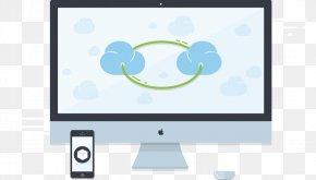 Cloud Illustration - Website Development Computer Software Business Technology World Wide Web PNG