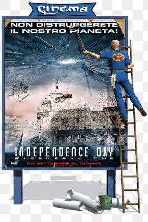 Independence Day Text - Cade Yeager Cinematography Film 0 Actor PNG