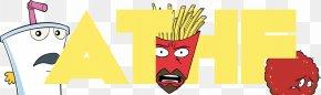 Season 4 Frylock Master Shake Adult SwimBus Waiting Room - Aqua Teen Hunger Force PNG