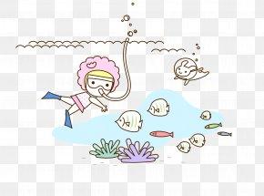 Summer Background - Illustration Image Clip Art Download PNG