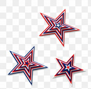 Red Star - Star Royalty-free PNG