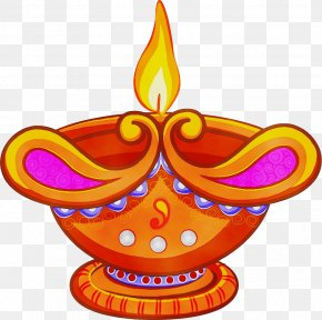Diwali Birthday Candle - Birthday Candle PNG