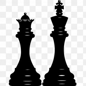Chess Image - Chess Piece Queen King Clip Art PNG