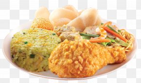 Fried Rice - Fast Food Fried Chicken Asian Cuisine Orange Chicken PNG