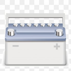 Vector Battery - Battery Charger Car Rechargeable Battery Icon PNG