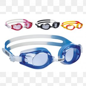 Swimming - Plavecké Brýle Goggles Swimming Glasses Child PNG