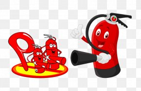 Fire Equipment - Fire Extinguisher Clip Art PNG