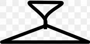Hanger Cliparts - Clothes Hanger Clip Art PNG