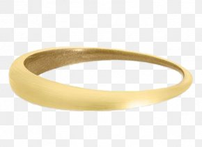 Ms. Gold Rings - Bangle Ring Gold PNG