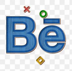 Electric Blue Logo - Behance Icon Brand Icon Logo Icon PNG