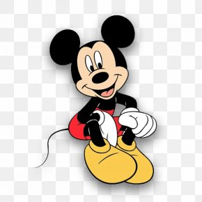 Mickey Mouse - Mickey Mouse Minnie Mouse The Walt Disney Company Clip Art PNG