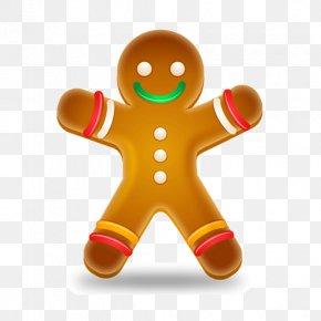 Christmas Gingerbread Villain - Christmas Santa Claus ICO Icon PNG