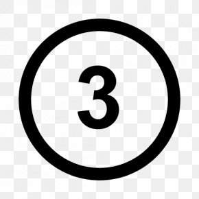 Number 3 - Download Number Icon PNG