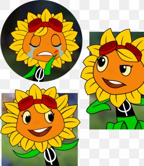Solar Flare - Plants Vs. Zombies Heroes Solar Flare Sun Fan Art PNG
