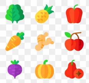 Vegetable And Fruit - Fruit Vegetable Food Vegetarian Cuisine PNG