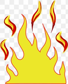 Flame Cartoon Cliparts - Barbecue Flame Free Content Clip Art PNG