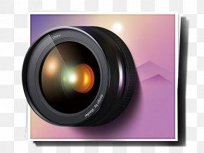 Chinese Wind Camera - Camera Lens Video Camera Photography PNG